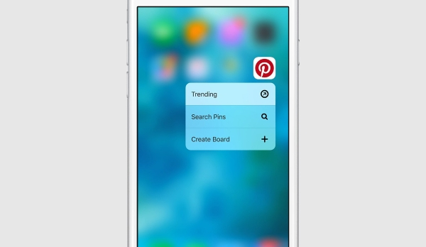 Pinterest-for-iOS-3D-Actions